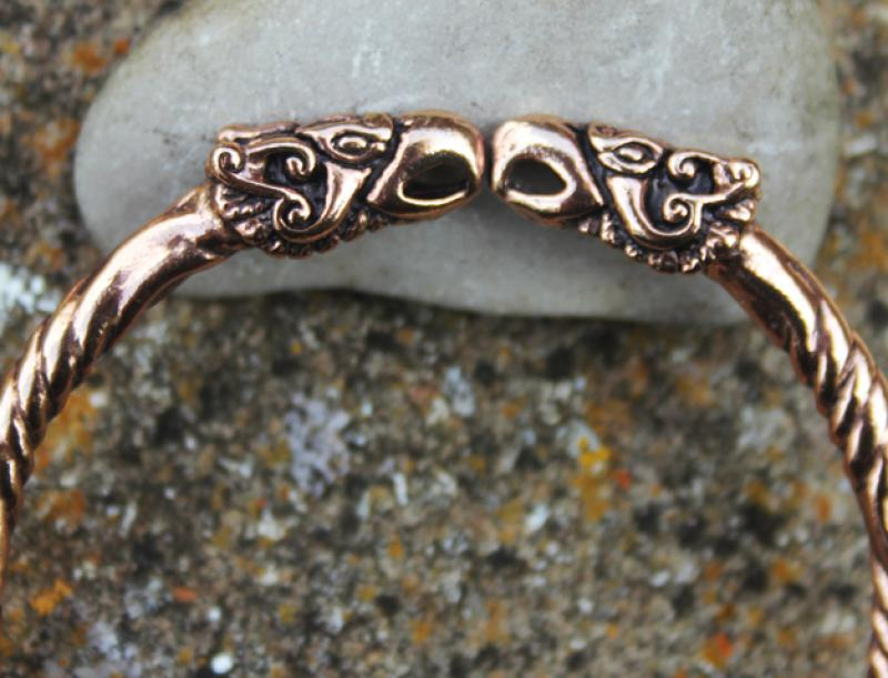 Men's Bangle Odin's Ravens