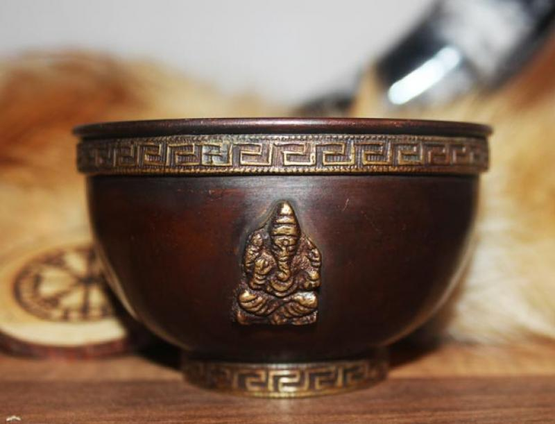 Incense bowl Ganesha