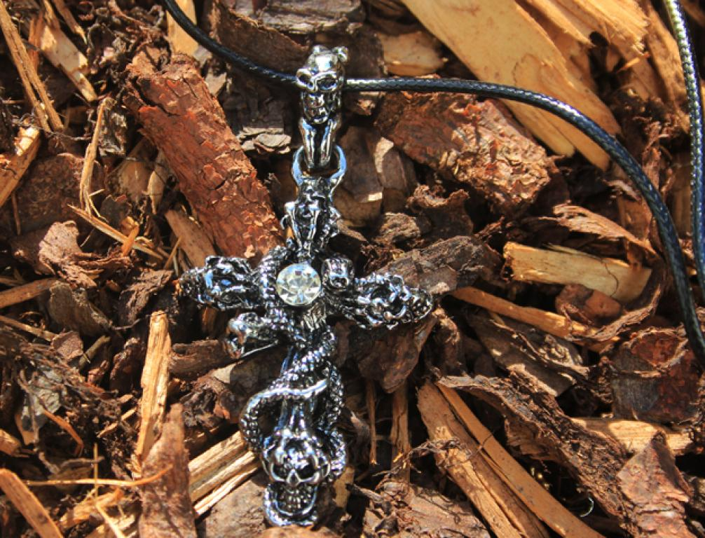 Dragons - Skull Cross
