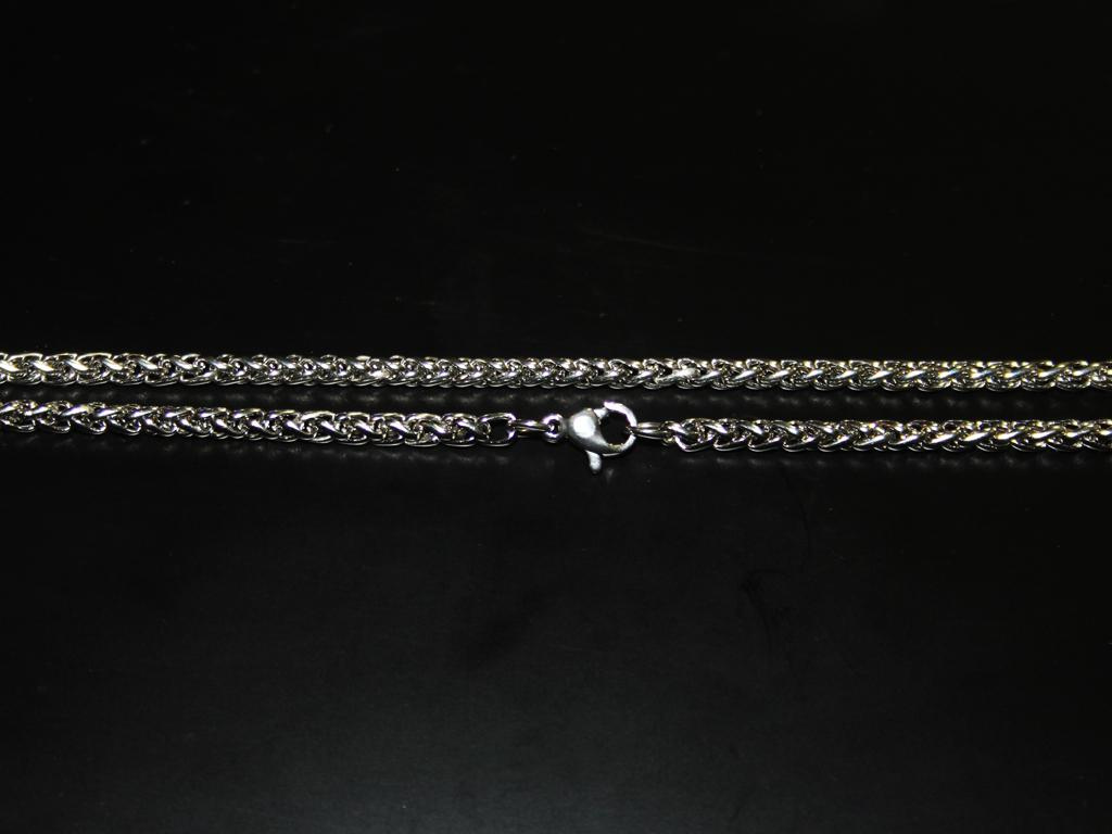 Cable chain, 2mm x 60cm